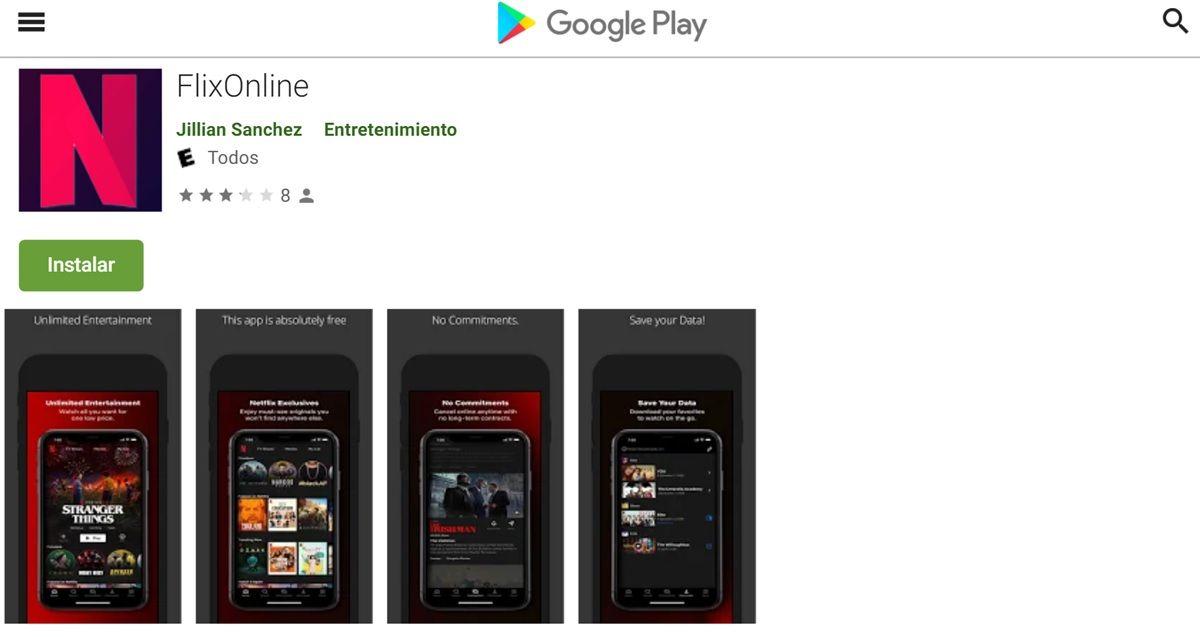flixonline google play