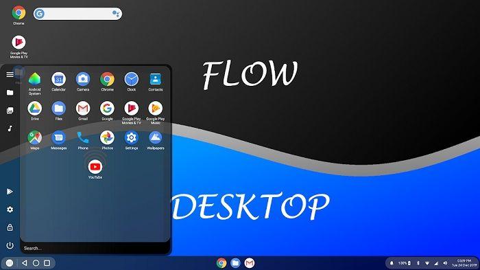 flow desktop