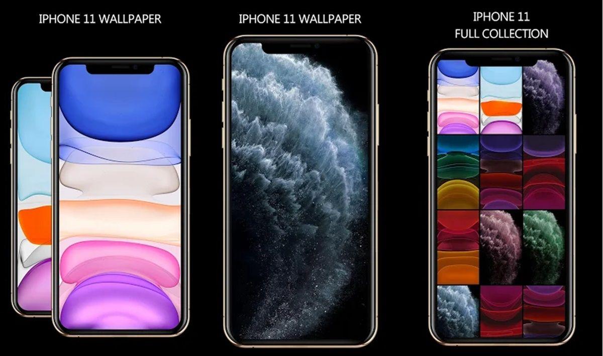fondos de pantalla del iphone 11 para android