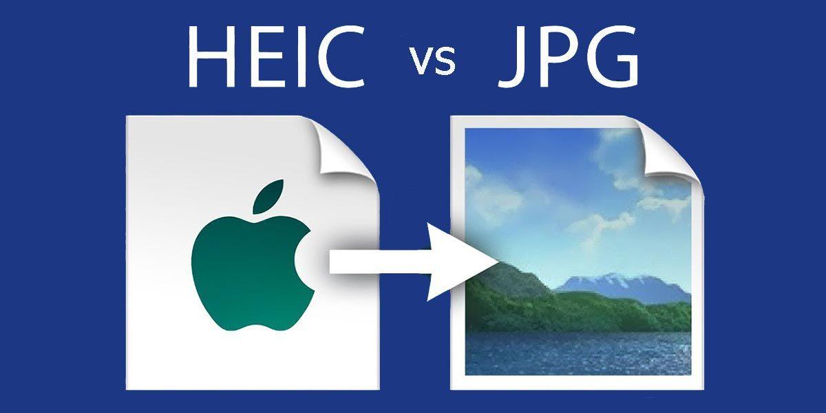 formato heic mejora al jpg
