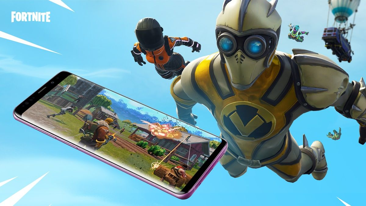 fornite en android