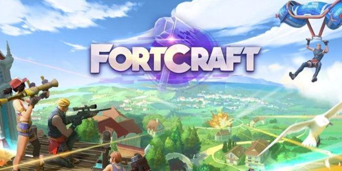 fortcraft clon fortnite para moviles
