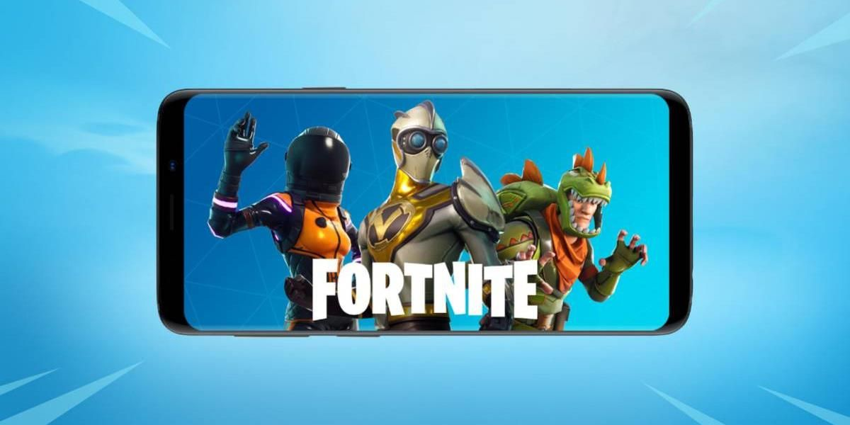 fortnite para android no compatible