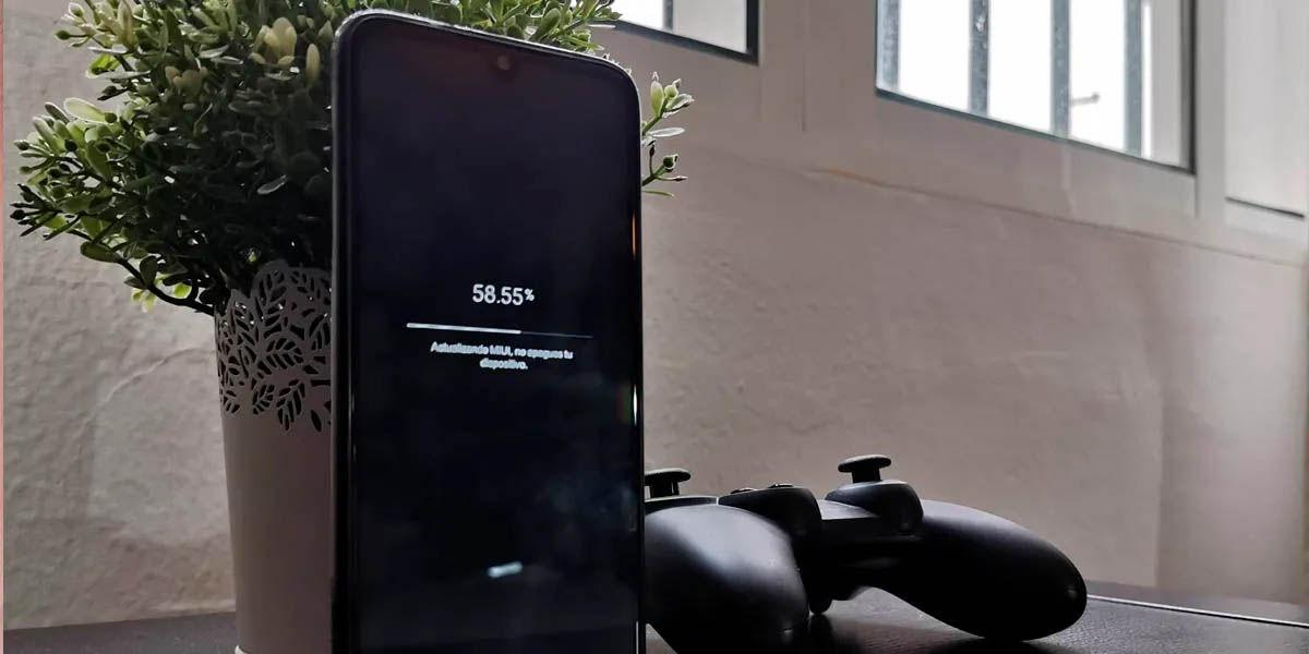 forzar actualización android