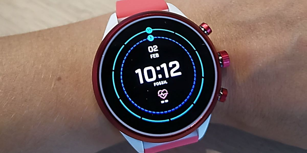 fossil elimina watchfaces