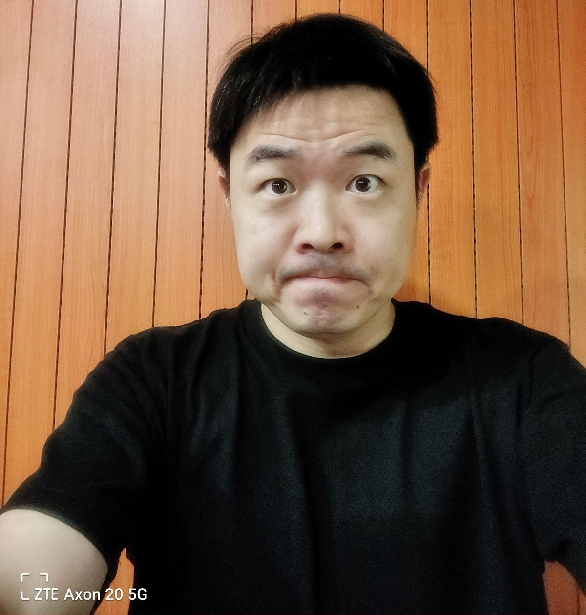 camara selfie debajo de la pantalla zte axon 20 5g