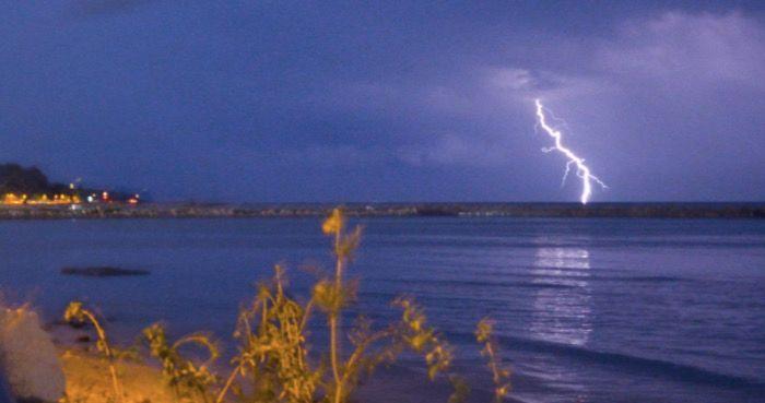 fotos de tormentas con tu movil