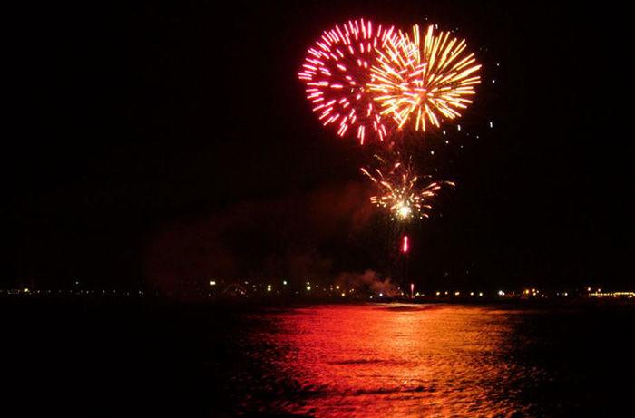 fotos fuegos artificiales