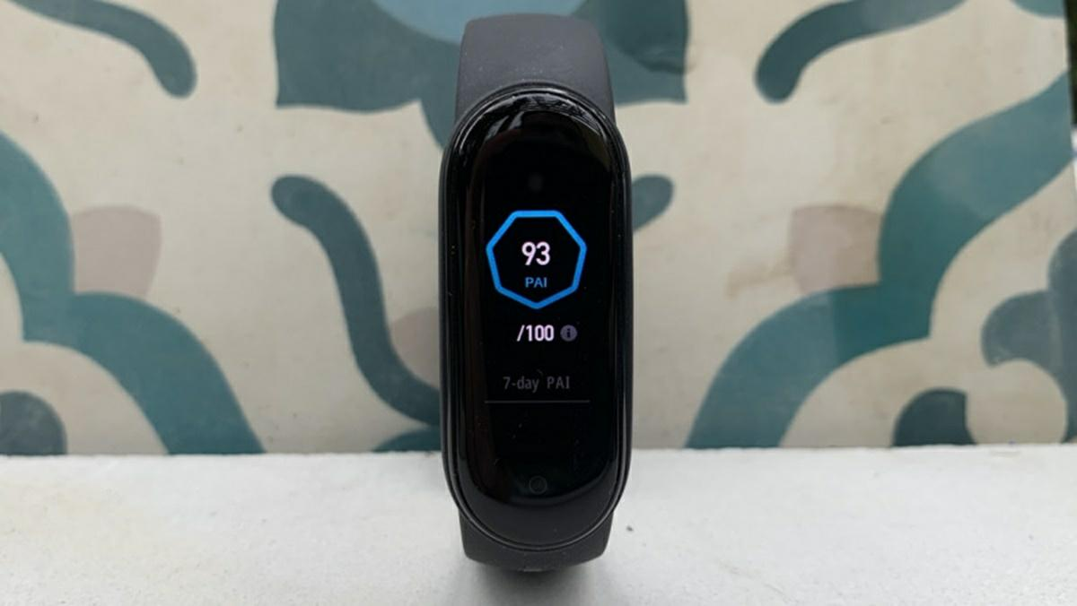 funcion pai xiaomi mi band 5