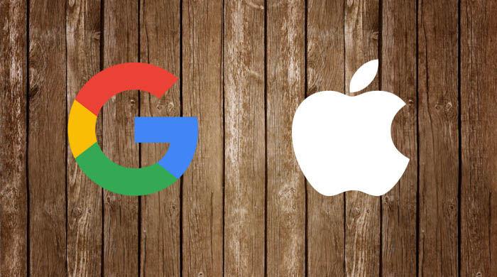 Fusión de Google y Apple