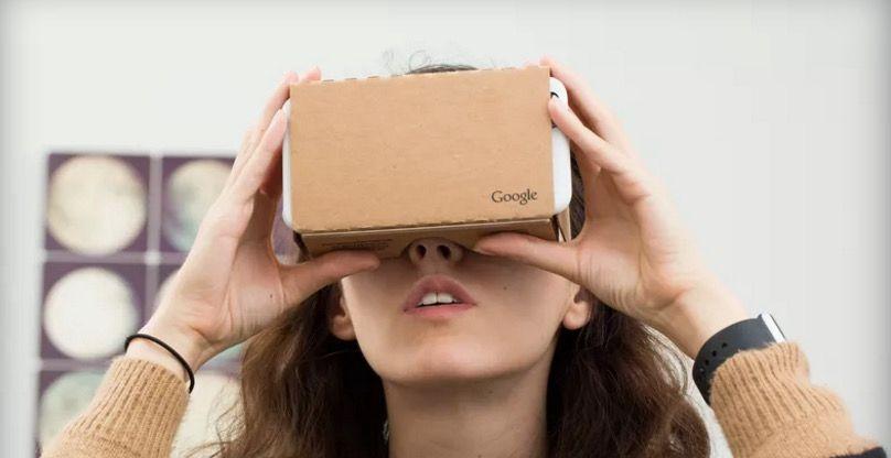 gafas realidad virtual google nuevas