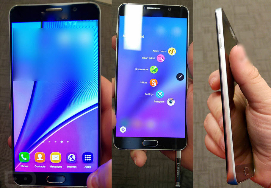 galaxy Note 5 imagenes reales2