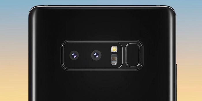 Galaxy Note 8 grabar vídeos 4K