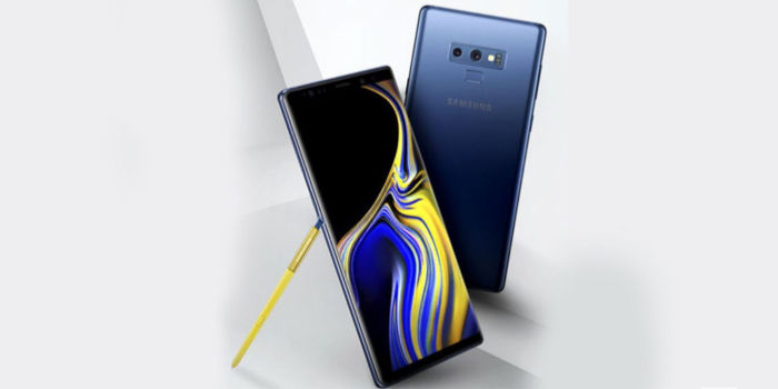 galaxy note 9 clon