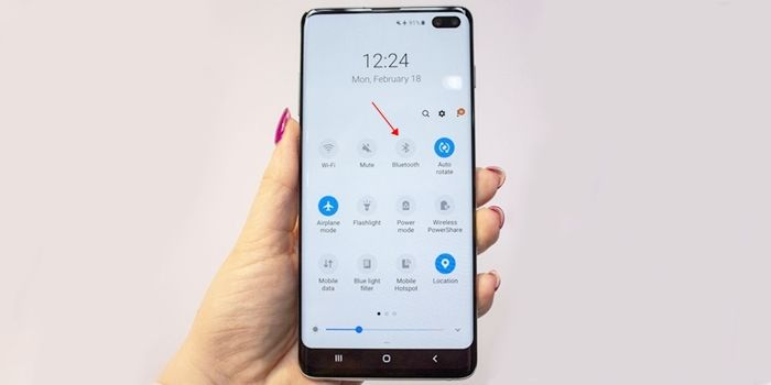 galaxy s10 plus error bluetooth solucion