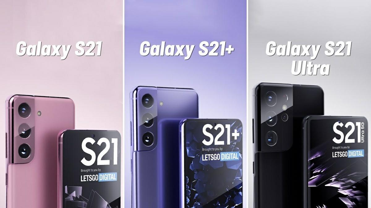galaxy s21 s21 plus y s21 ultra