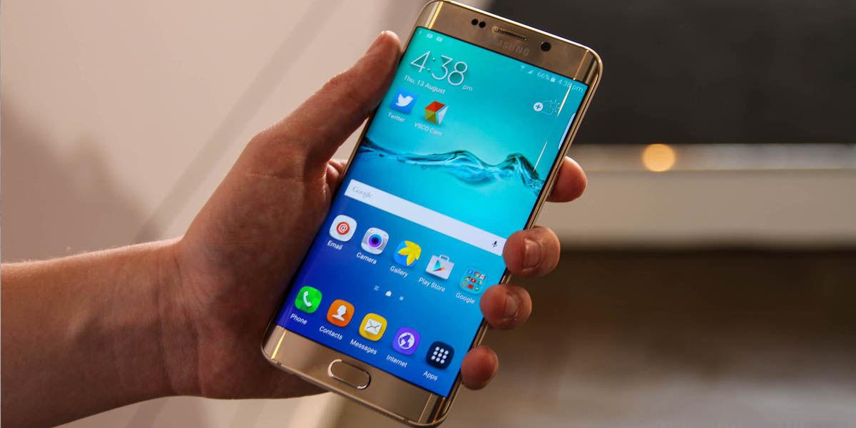 galaxy s6 edge plus mejor móvil 2015