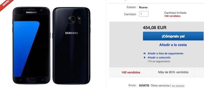 galaxy-s7-450-euros-ebay