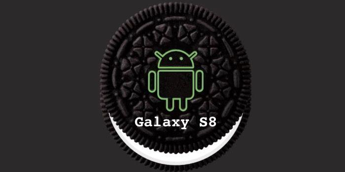 galaxy s8 oreo espana