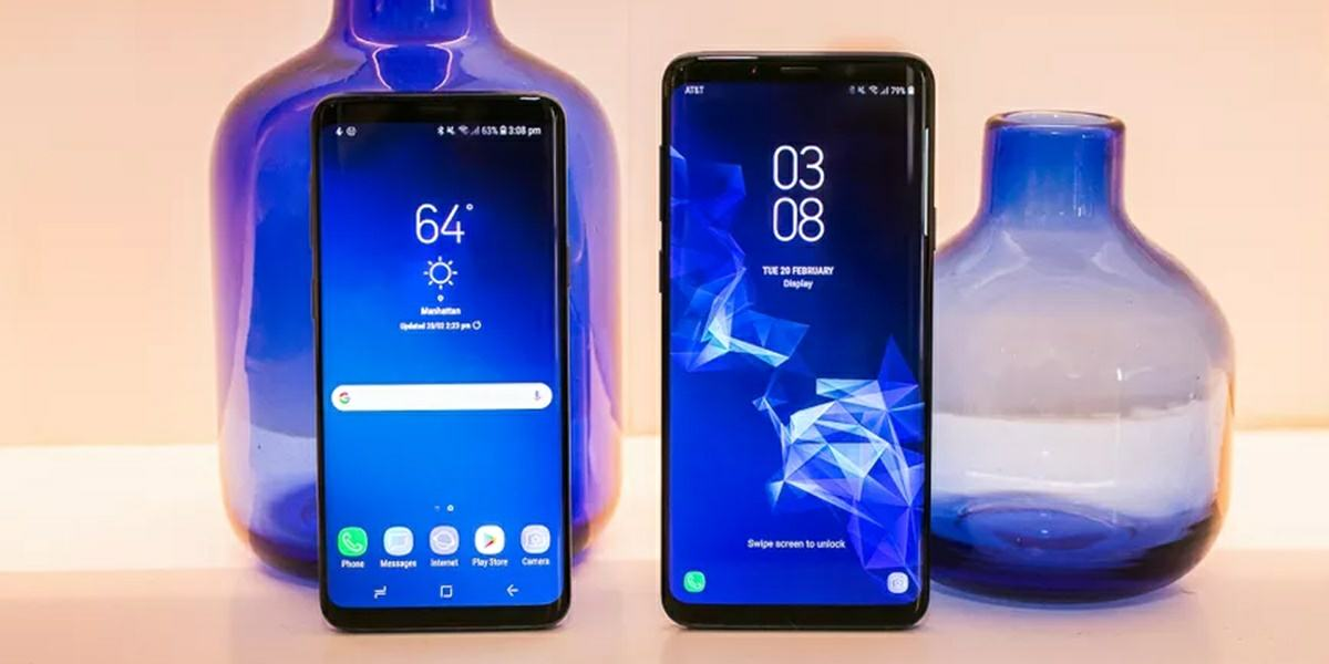 galaxy s9 y s9+ actualizan a android 10