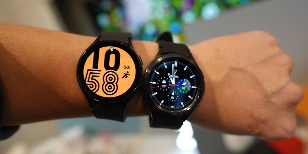 galaxy watch 4 vs galaxy watch 3 diseno