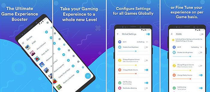 gaming mode aplicacion descargar