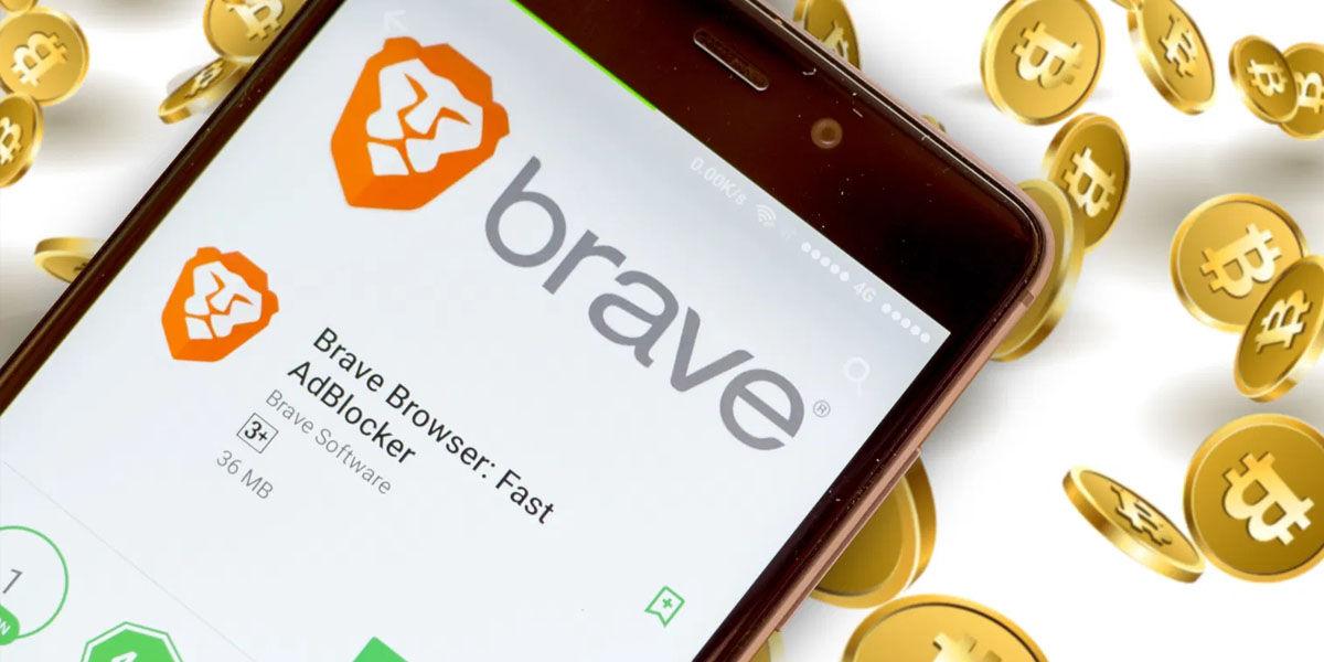 ganar dinero con brave browser