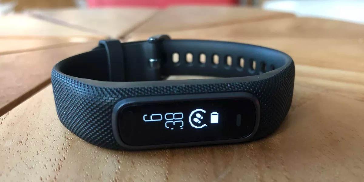garmin vivosmart 4 smartband resistente