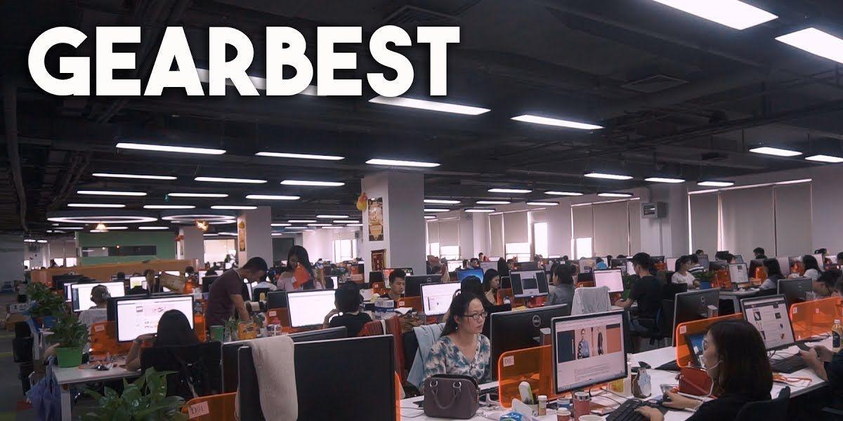 gearbest oficinas