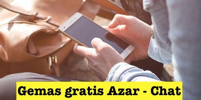 gemas gratis en Azar Chat