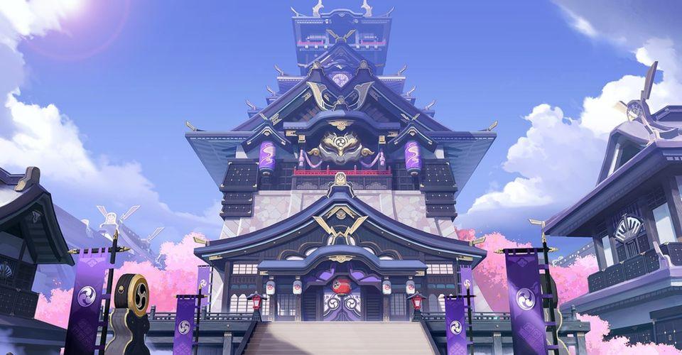 Tutorial de cómo llegar a la región de Inazuma en la nueva actualización de Genshin Impact