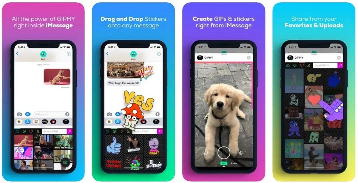 giphy android ios