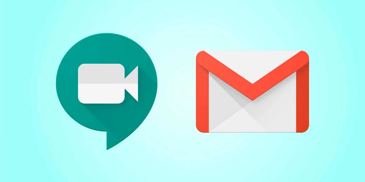 gmail integra google meet android
