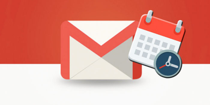gmail programar mensajes