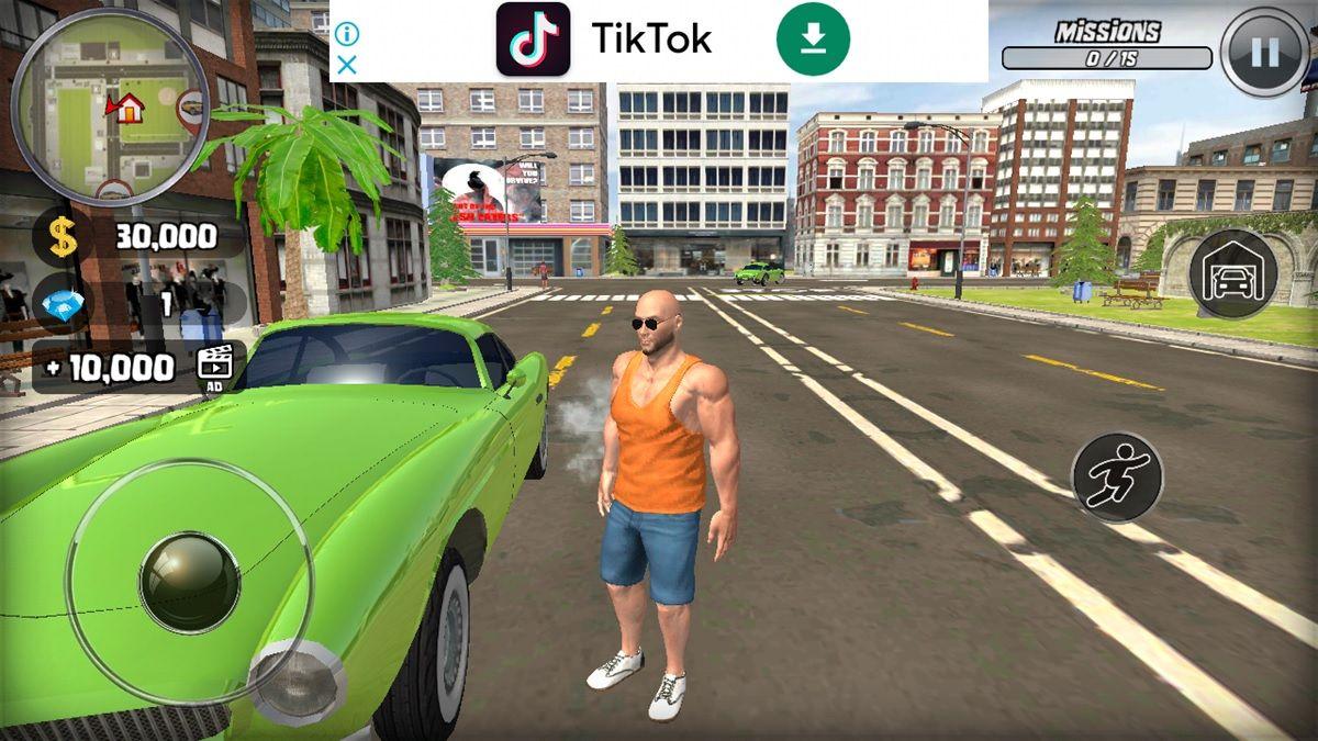 go to town 5 juego