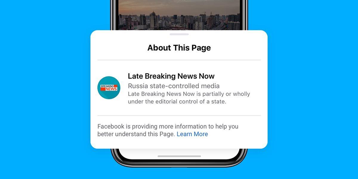 gobierno facebook etiquetas
