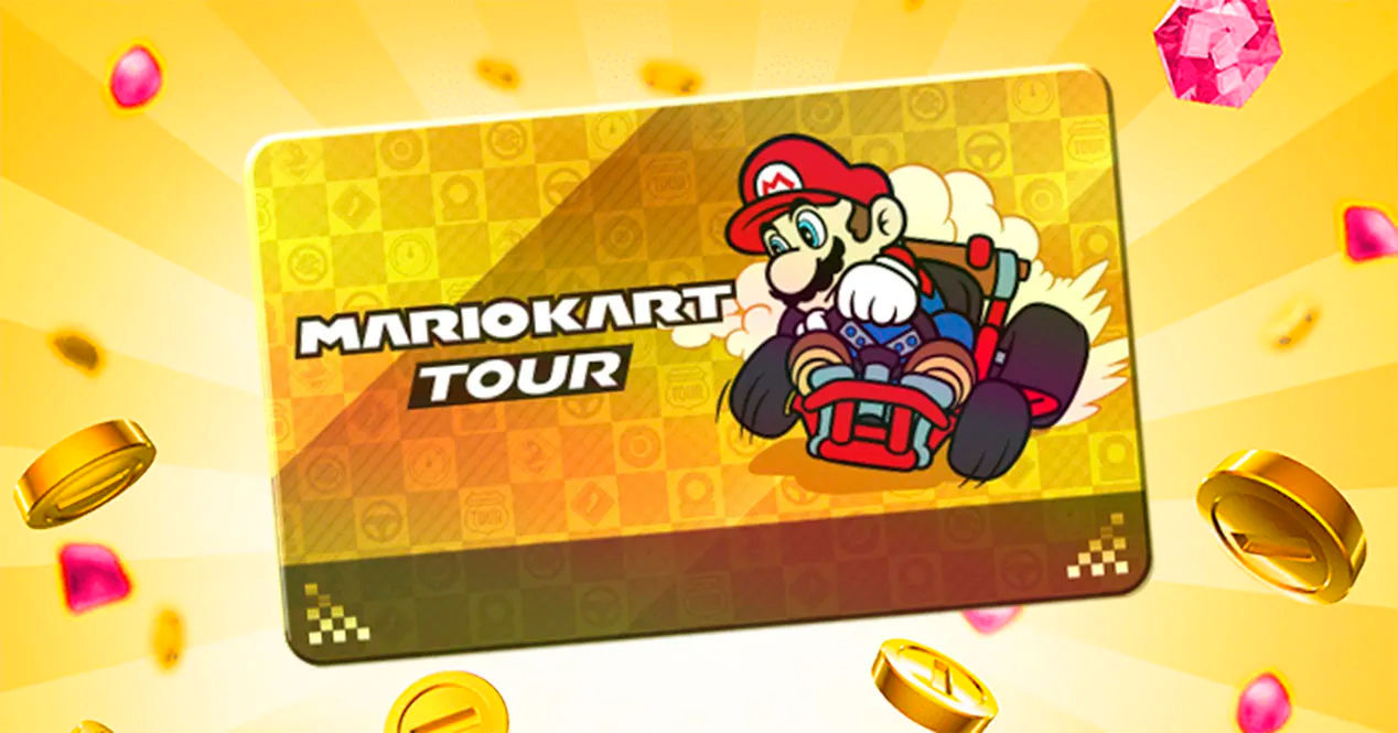 gold pass mario kart tour costoso