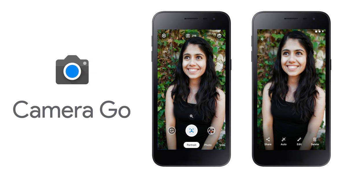 google camera go funciones