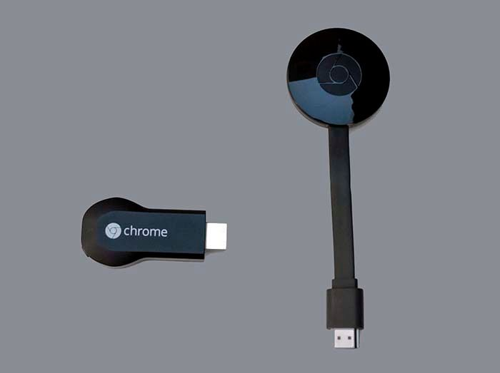 Chromecasts Google