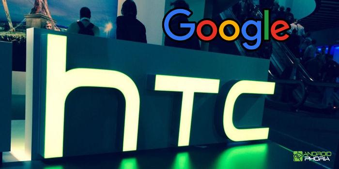 google compra htc pixel taiwan