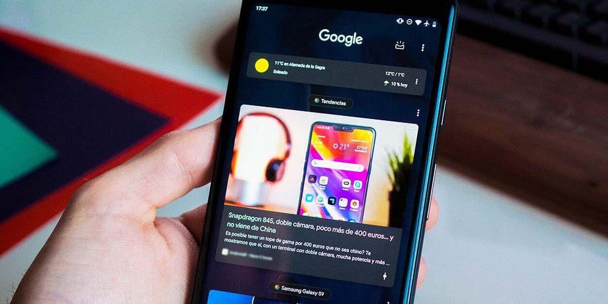google discover movil xiaomi tutorial