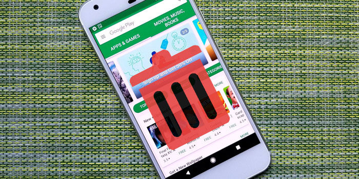 google elimina apps play store demasiados permisos