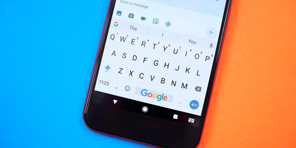 google elimina buscador gboard