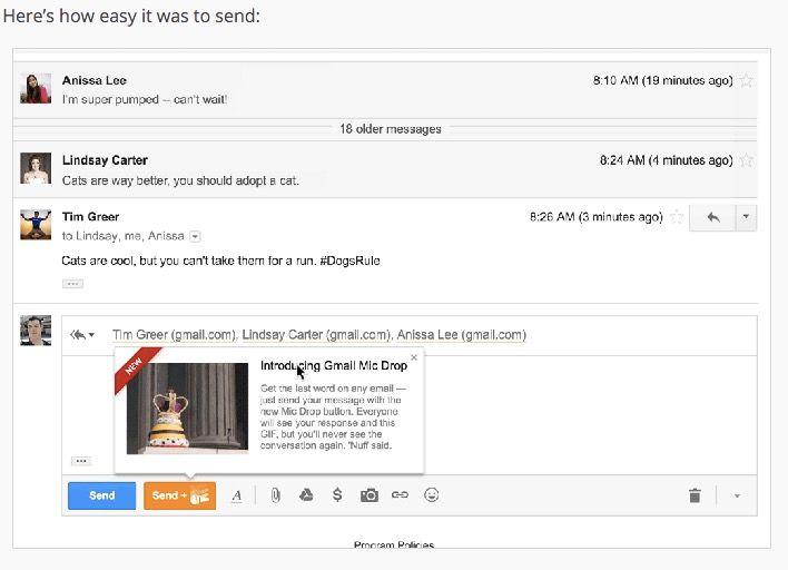 google gmail broma