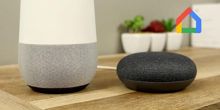 Google Home ofrece una conversación fluida