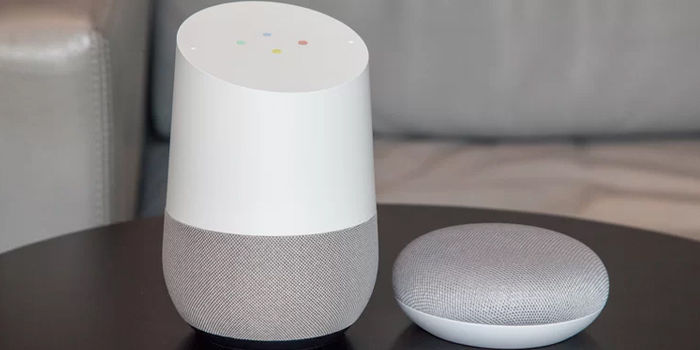 google home vs home mini diferencias