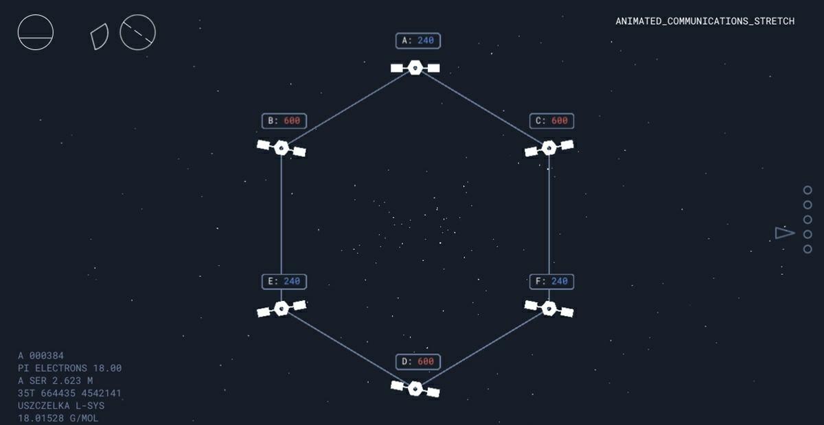 google juego hexagono