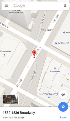 google maps 9.13 novedades