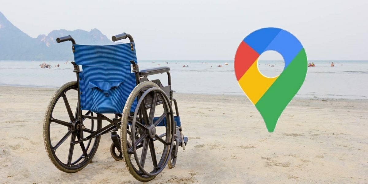 google maps ahora permite ver lugares accesibles con sillas de ruedas 2
