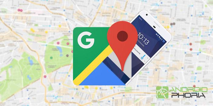 google maps avisa bajarte autobus metro